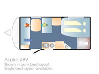 Aspire Floorplans