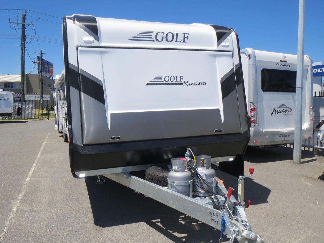 2017 Golf Savannah Maxxi 584 Off Road Family Ensuite