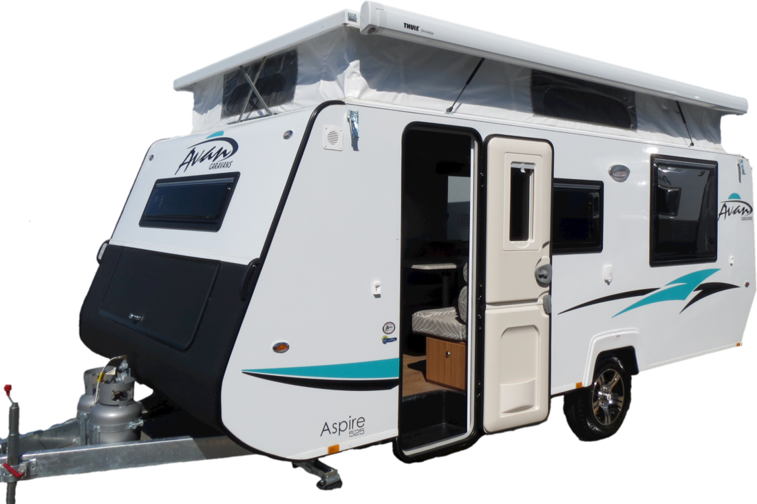 2018 Avan Aspire 525 Single Beds or Double Bed Pop Top