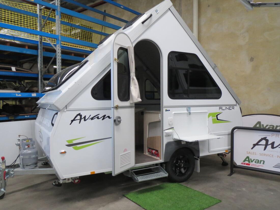 2020 Avan Aliner 1D Touring