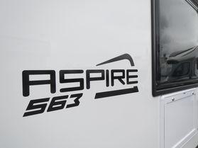 2018 Avan Aspire 563 HT ShowerToilet Touring