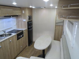 2018 Avan Aspire 604 Triple Bunk Family Van