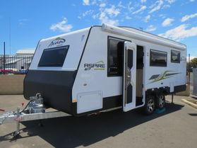 2018 Avan Aspire 617 Touring HT Ensuite Double Bunk