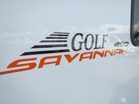 2018 Golf Savannah 499 Hard Top