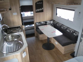2019 Avan Aspire 555 Triple bunk Family Van New Release