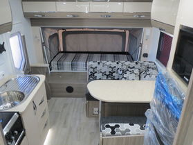 2019 NEW RELEASE GOLF SM 503 HT EnsuiteBunks