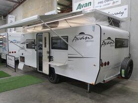 2020 Avan Aspire 555 Poptop Ensuite Luxury N1663