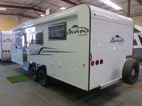 2020 Avan Aspire 617 HT Triple Bunk N1603