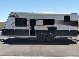 2020 Golf Tourer 650 HT Triple Ultimate Family Van N1688