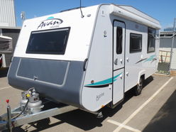 Avan Aspire 525 Hard Top