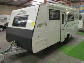 Avan Aspire 555 Full En suite HardTop Touring N1615
