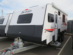 2018 Avan Jensen 609 Club Lounge Full En-Suite