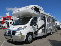 2018 Avan Ovation M6 Titanium Luxury
