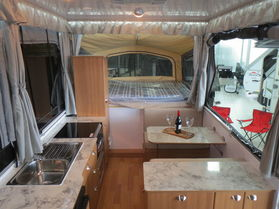 Golf Challenger 1 Touring Family Layout